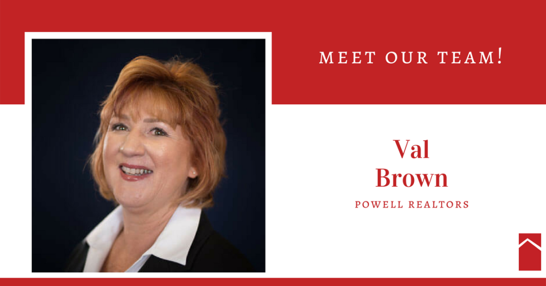 Get to Know Val Brown