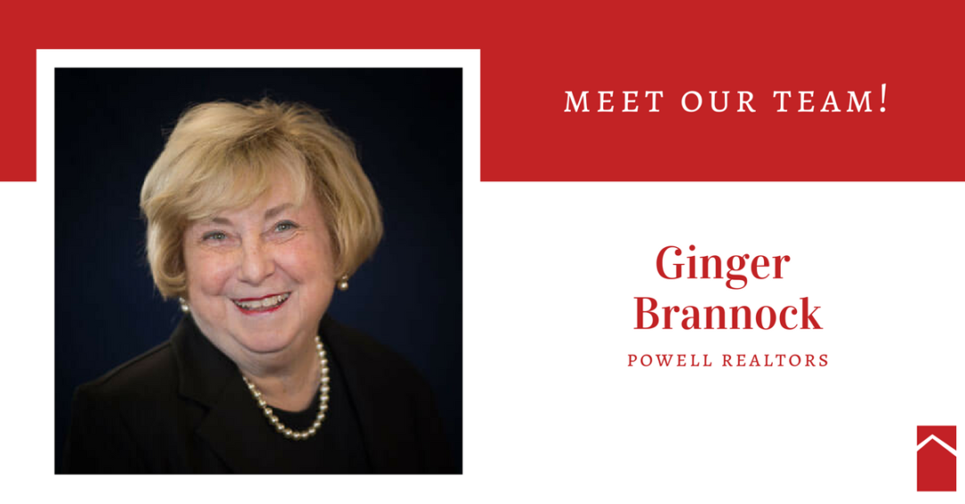 Get to Know Ginger Brannock