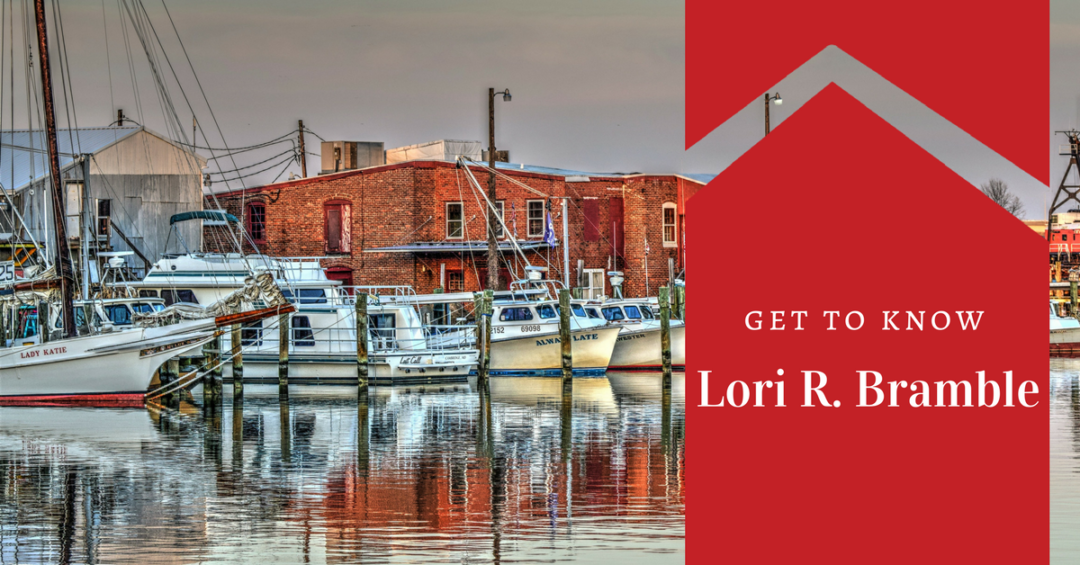 Get to Know Lori R. Bramble