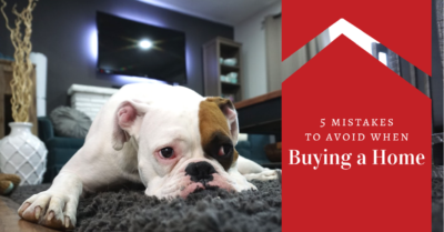 5 Mistakes to Avoid When Buying a Home