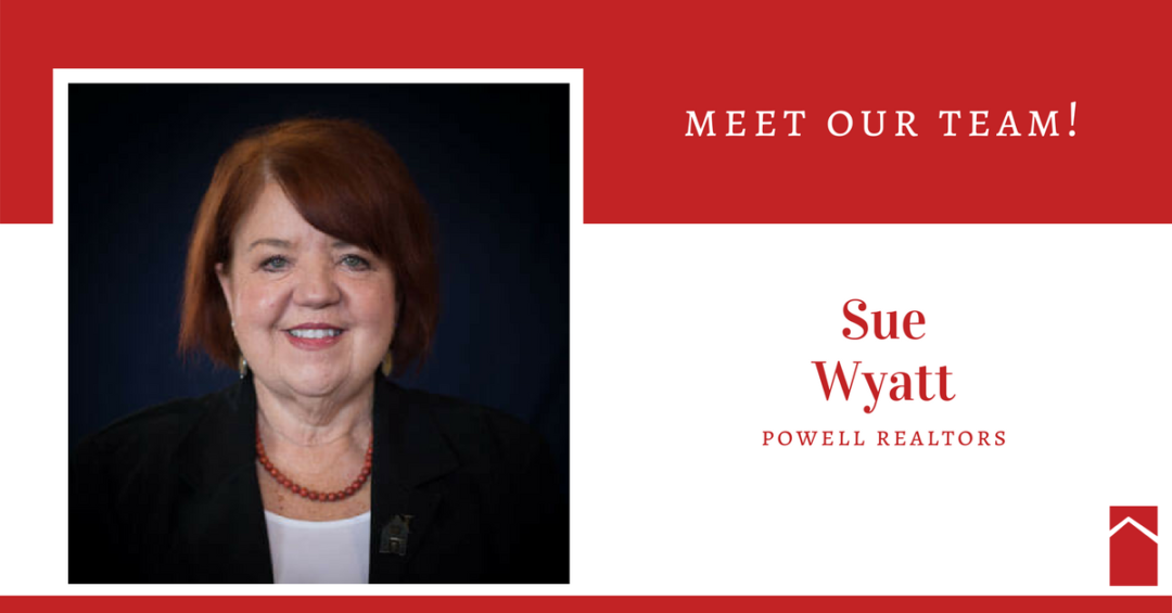 Get to Know Sue Wyatt