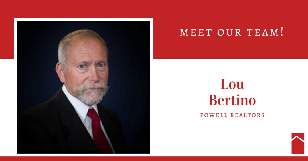 Get to Know Lou Bertino