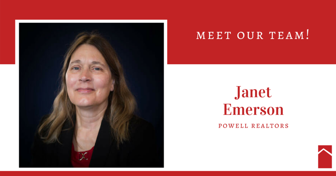 Get to Know Janet Emerson