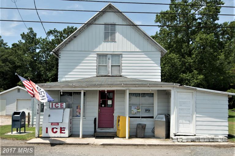 Commercial Listing! 5106 Rhodesdale-Vienna Rd | Rhodesdale, MD