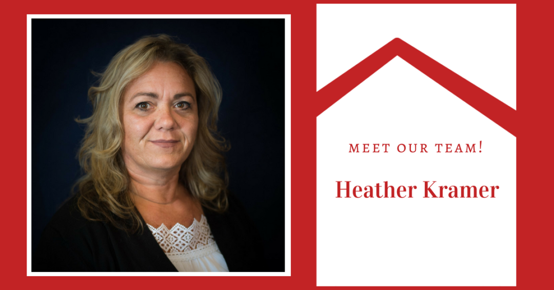 Meet Our Newest Team Member: Heather Kramer!