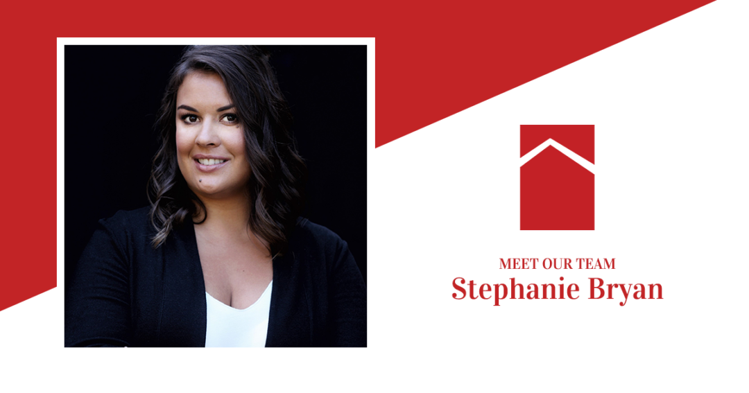 Welcome Stephanie Bryan!